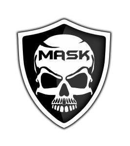 MASK TACTICAL LOGO