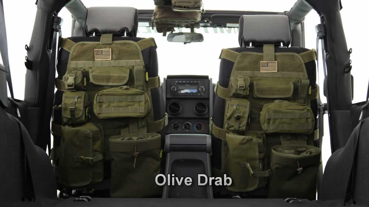 2019 Jeep Wrangler Truck >> Gear Review - Molle Visor Panels By King's Arsenal