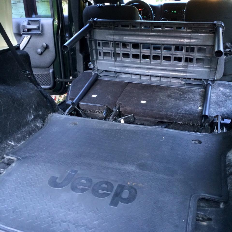 Bug Out Jeep Diy Storage B O V Preparedness