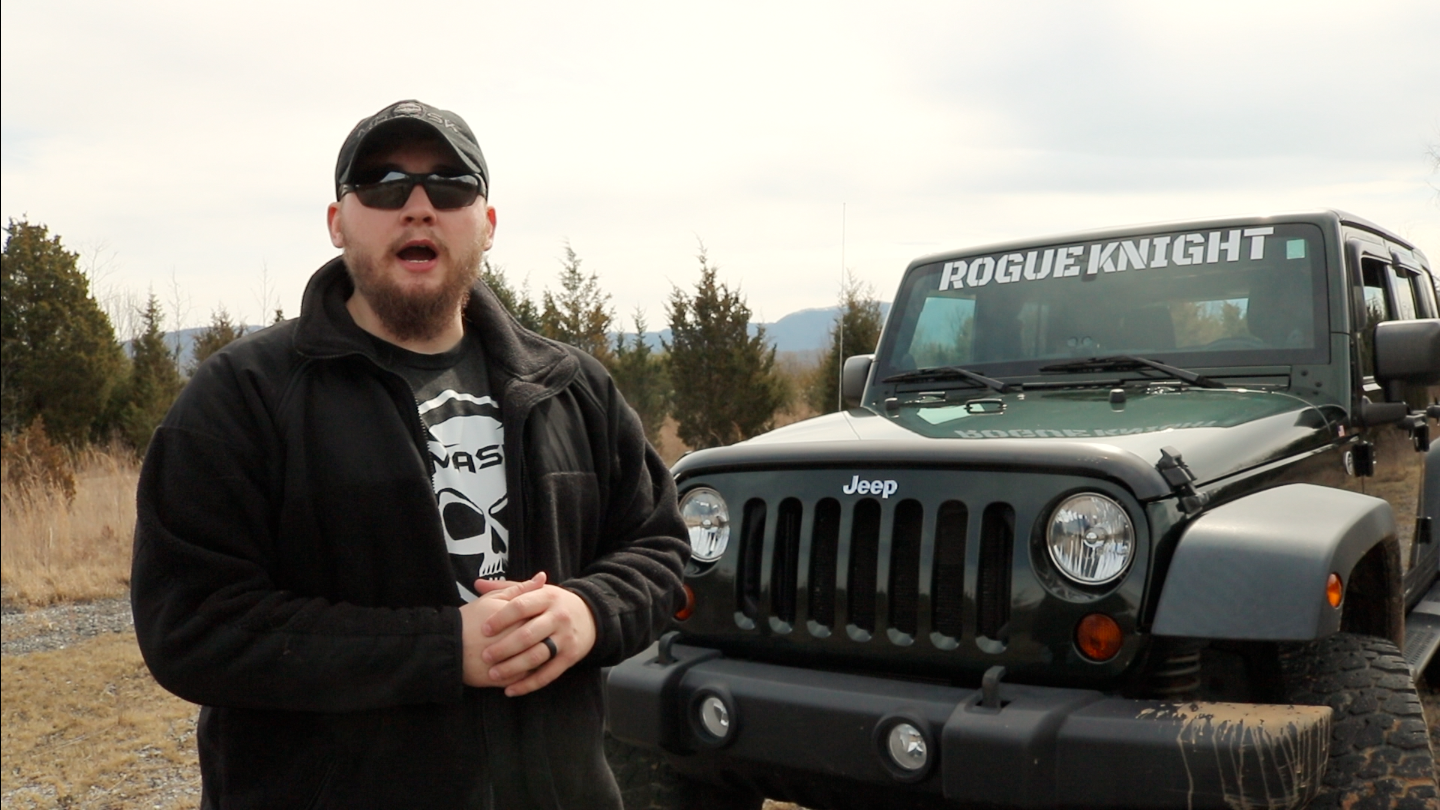 Bug Out Jeep Progress Report – Trunk Gear & Storage Tips