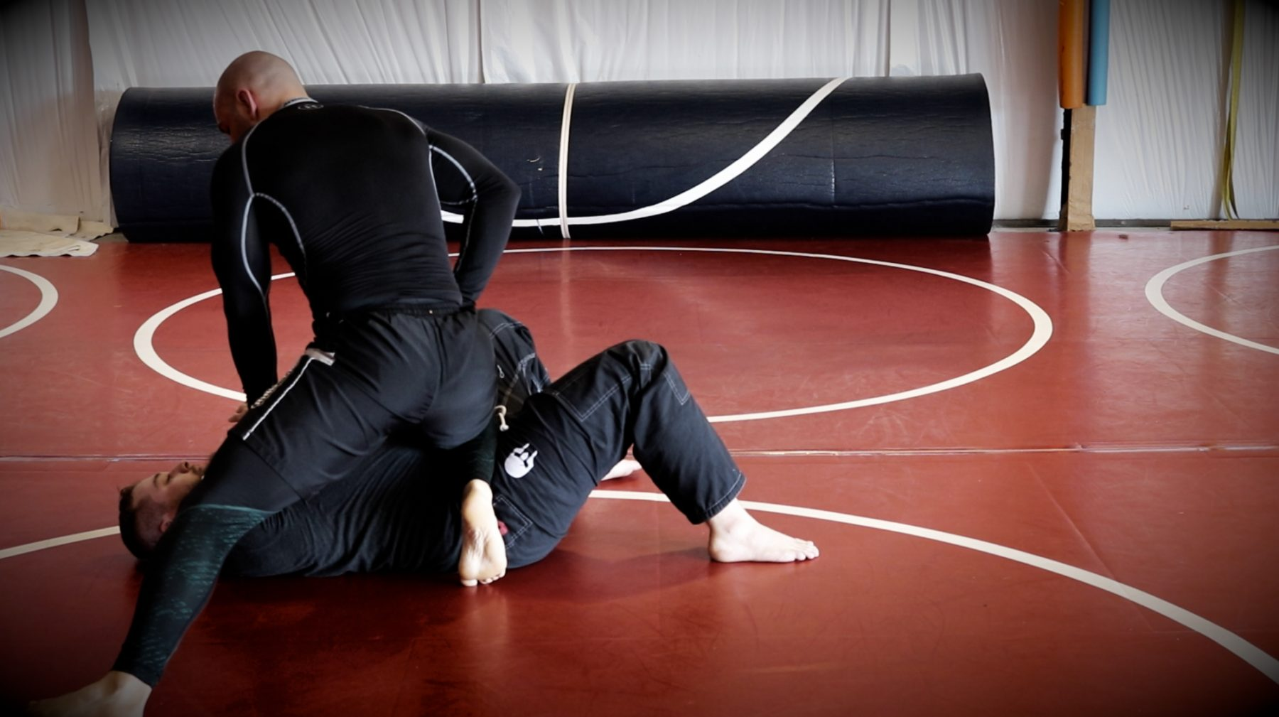Arm Triangle Sweep