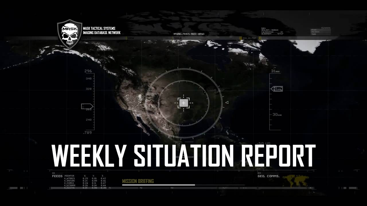 weekly sitrep