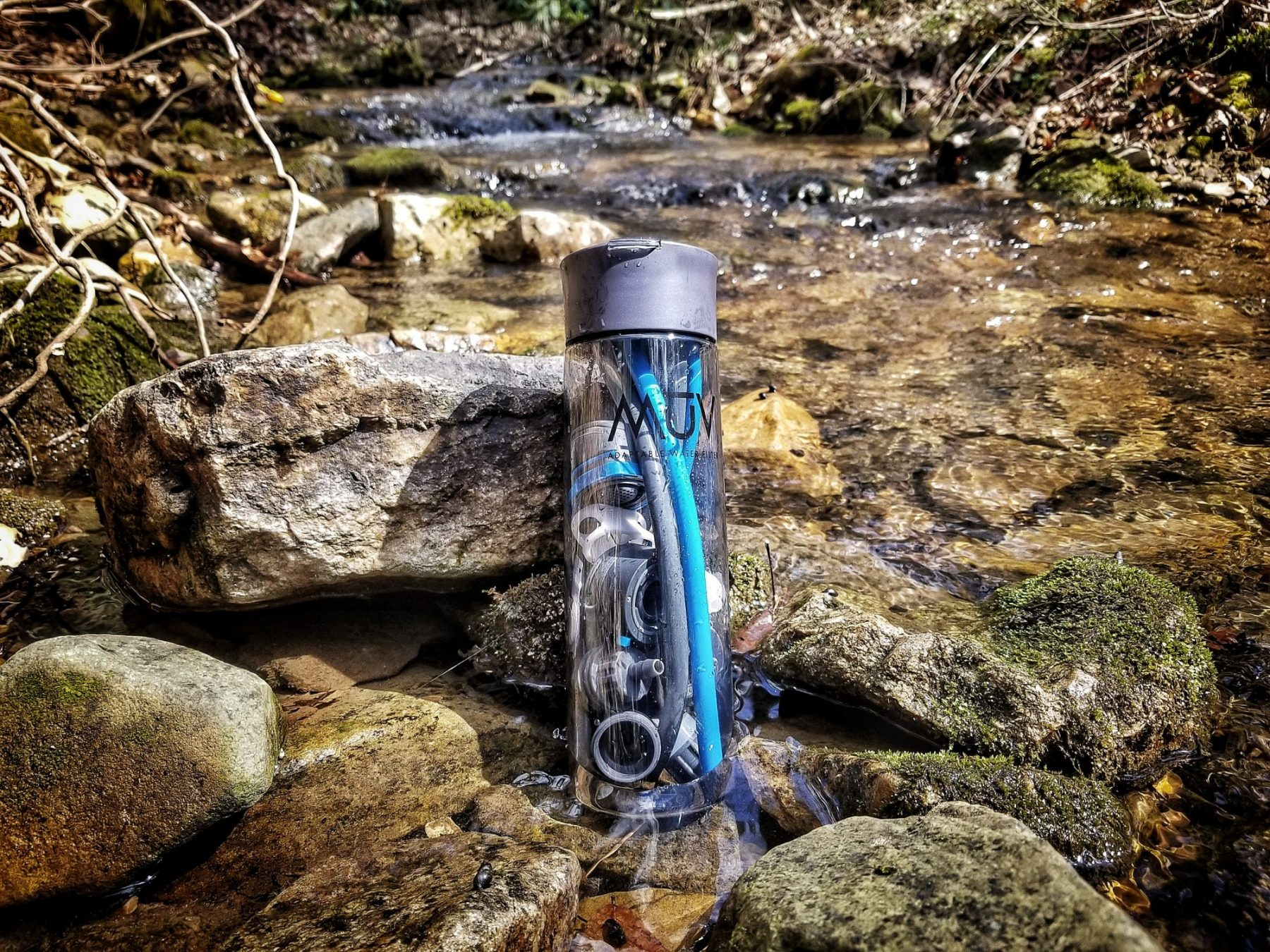 Renovo MUV Eclipse – An Adaptable Water Filtration Kit