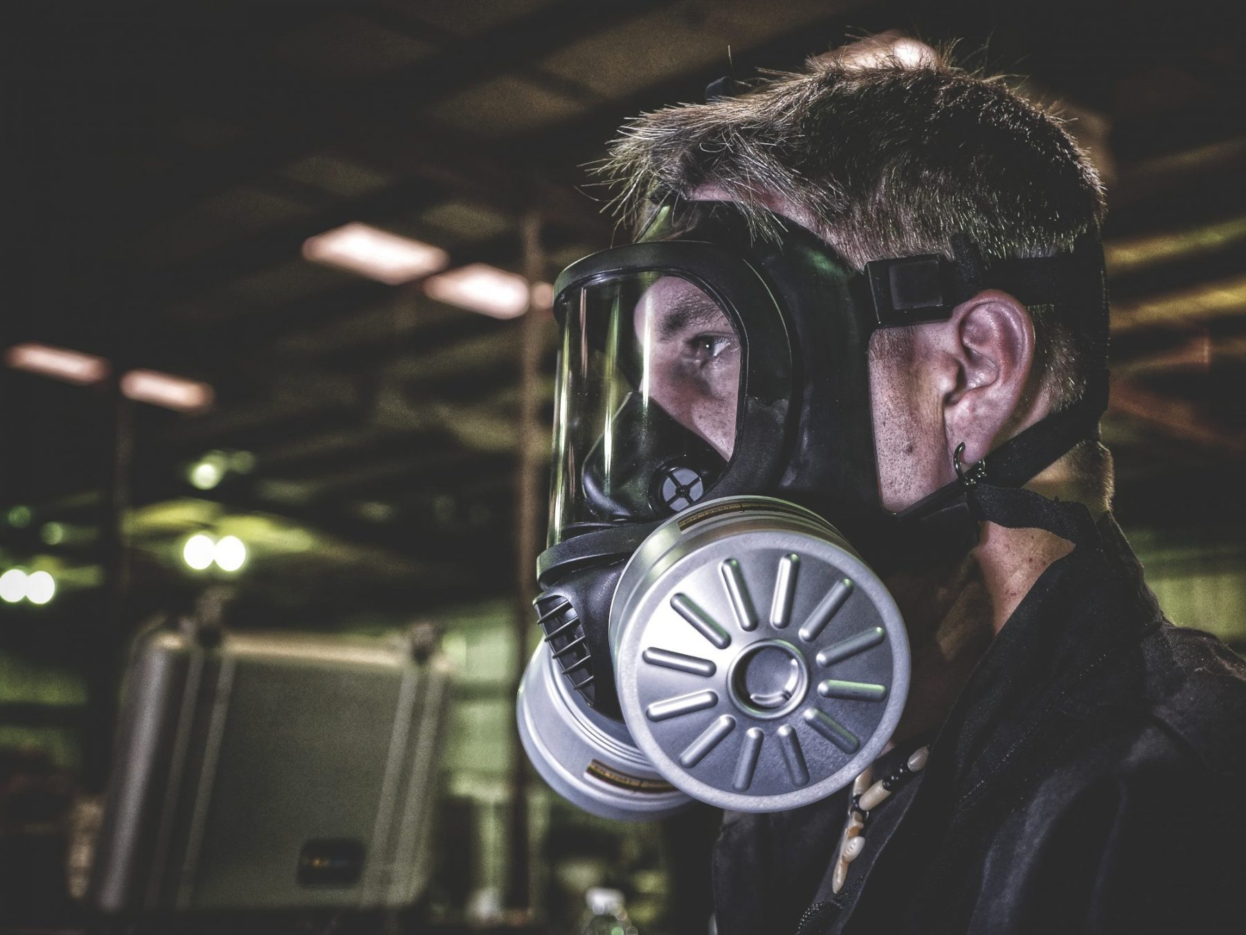 Are You Prepared For A Chemical Attack? Get A Gas Mask!