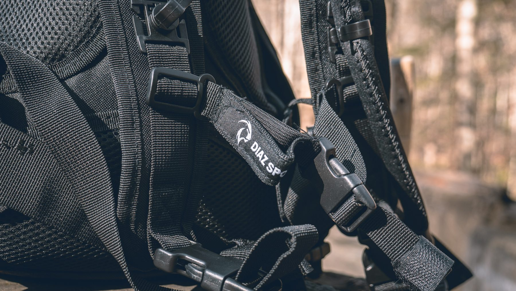 Diaz Sport Tactical Hydration Pack