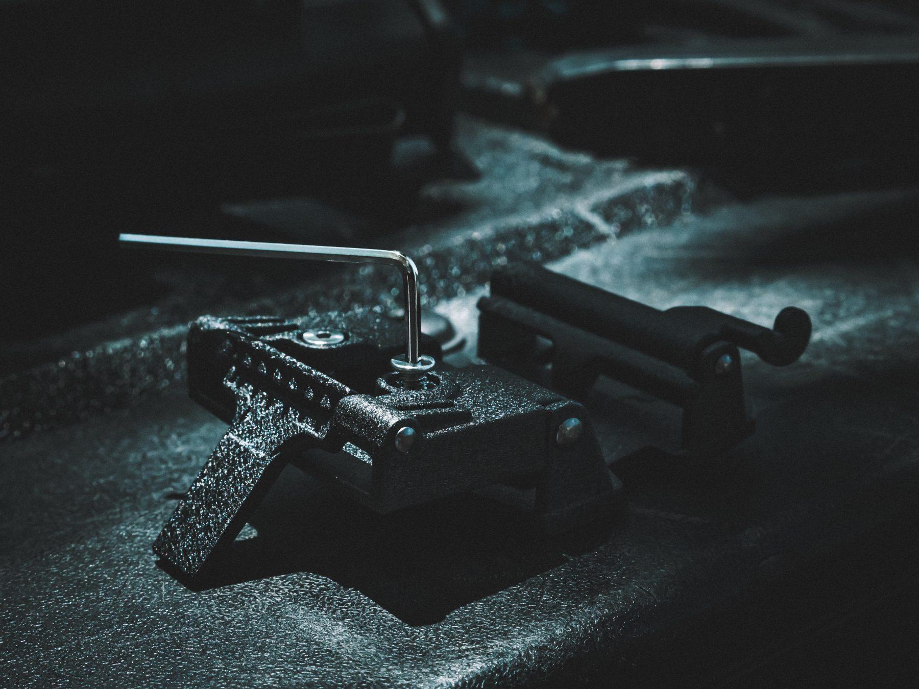 Garrison Gun Belt