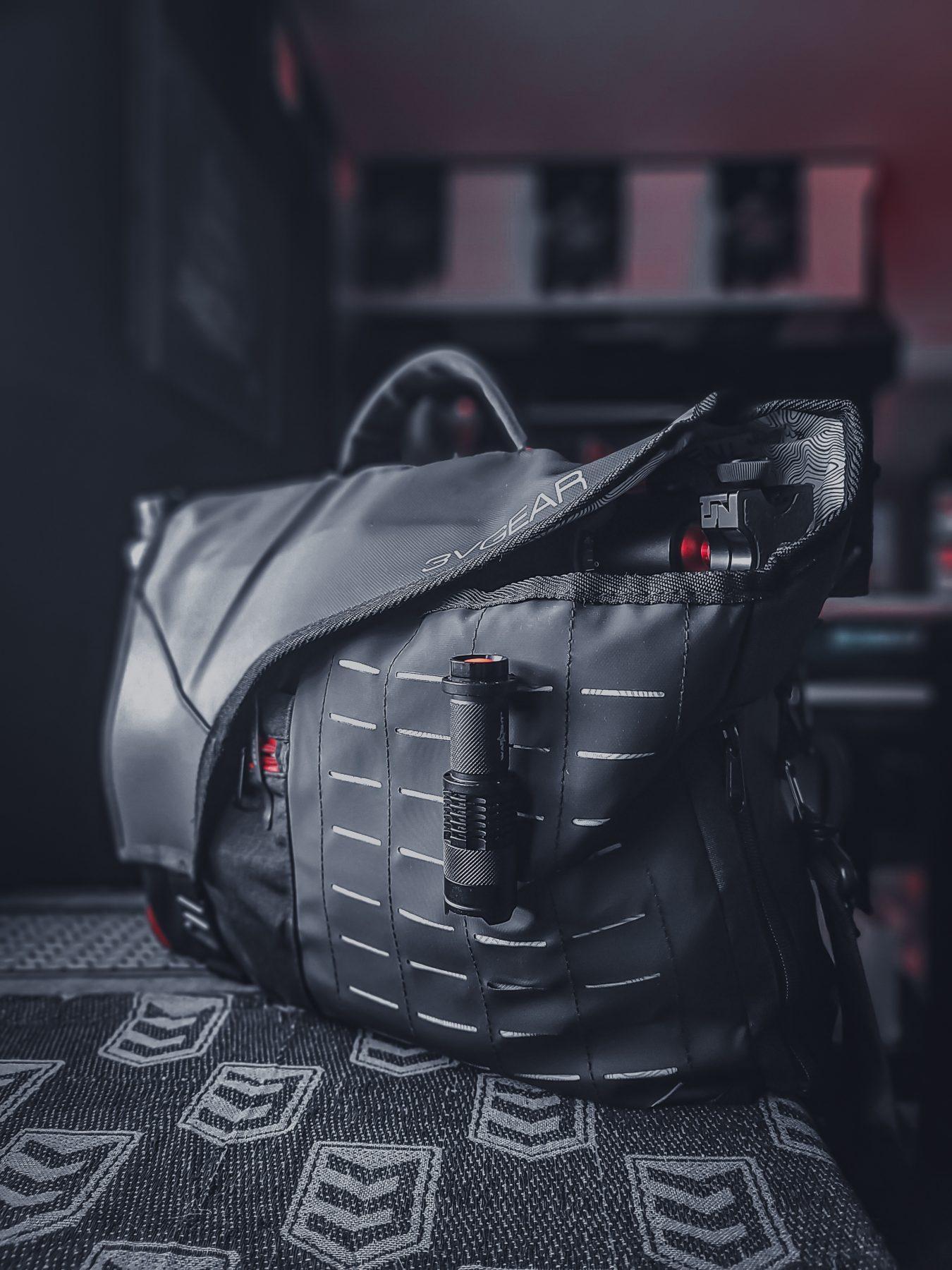 Cipher Messenger Bag